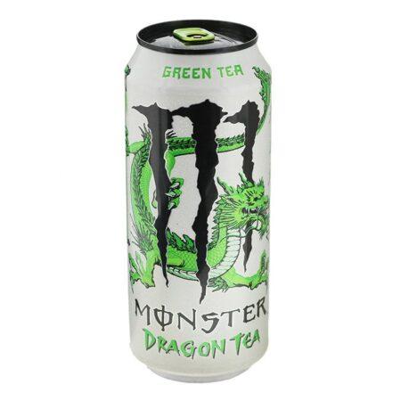 monster green tea ml