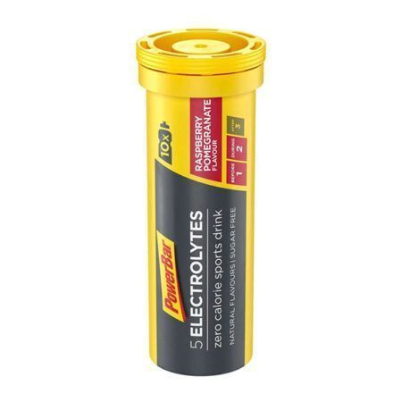 power bar 5 electrolytes sports drink pink raspber