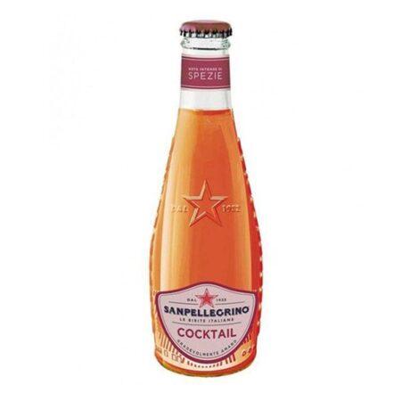 san pellegrino red cocktail 24 x 20 cl