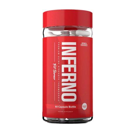 sparta nutrition Inferno 60caps
