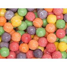 sweetarts mini chewy berries and cherries  oz g