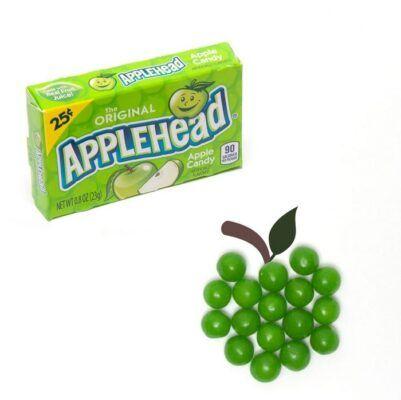 Applehead Candy 23gr 2