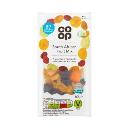 Co Op South African Fruit Mix