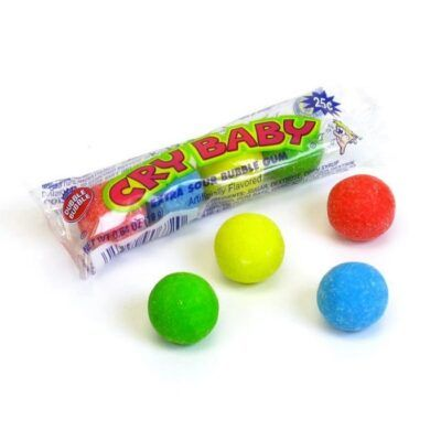 Cry Baby Extra Sour Bubble Gum 2