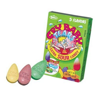 Cry Baby Extra Sour Candy Tears 2
