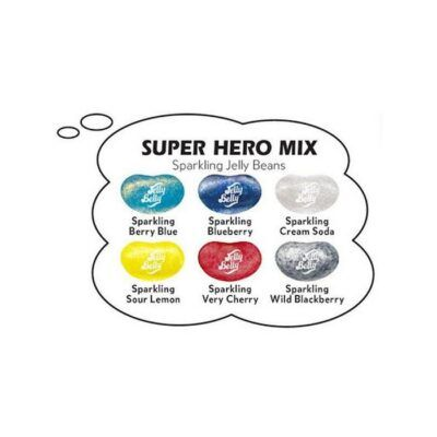 Jelly Belly Super Hero Mix 2