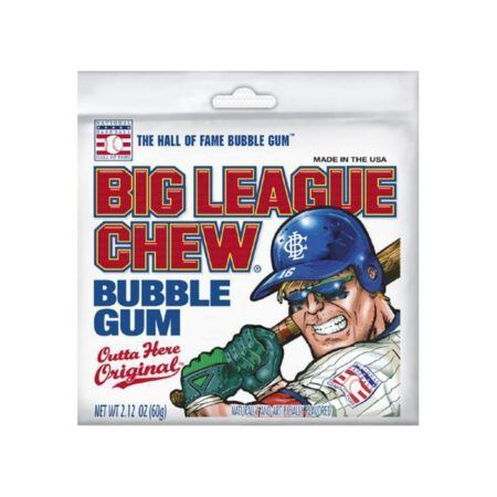 Original Big League Chew Bubble Gum