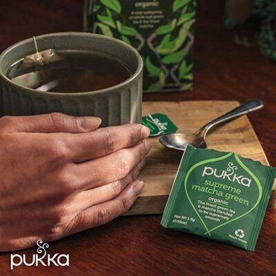 Pukka Supreme Matcha Green Tea 2
