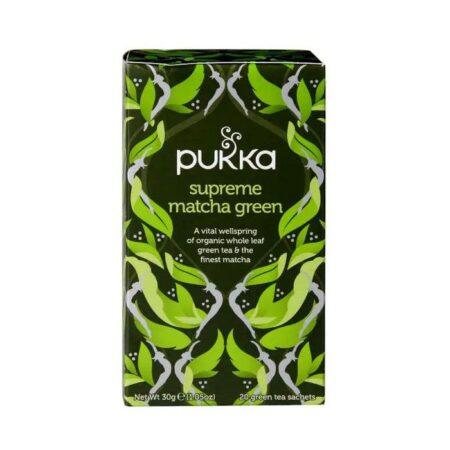 Pukka Supreme Matcha Green Tea
