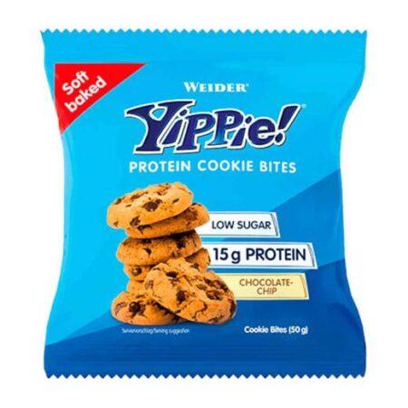Weider YIPPIE Protein Cookie Bites gr Chocolate Chip