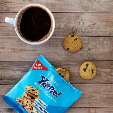 Weider YIPPIE Protein Cookie Bites Use