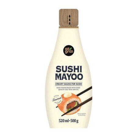 allgroo sushi mayo creamy sauce for sushi g