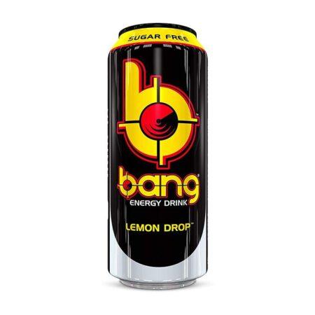 bang lemon drop