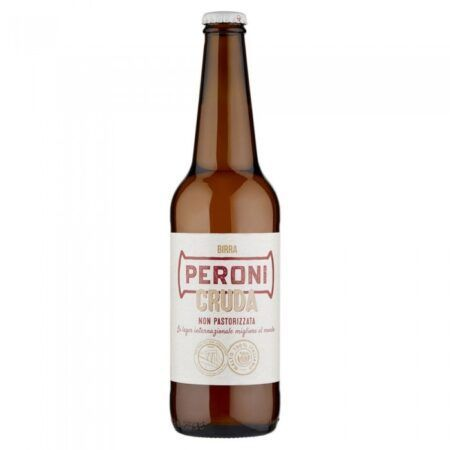 birra peroni cruda ml