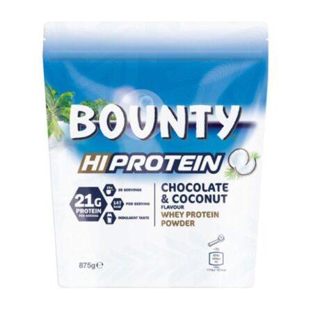bounty whey powder