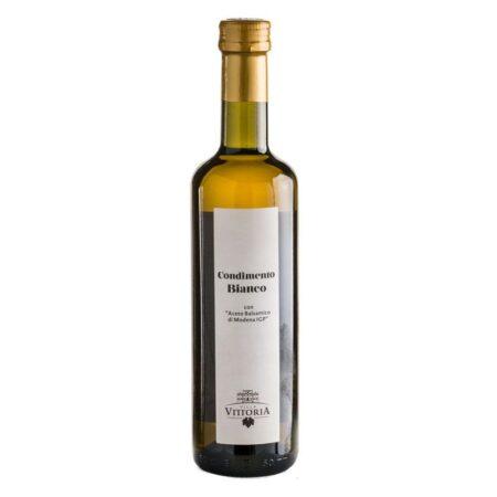 condimento balsamico branco villa vittoria andrea milano