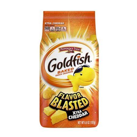 goldfishtra cheddar