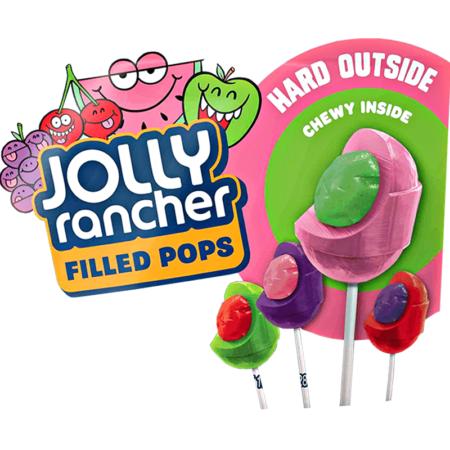 jolly rancher filled pop