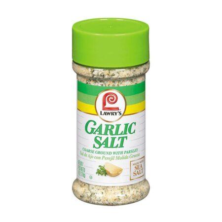 lawrys garlic salt with parsley