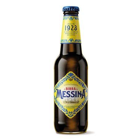 messina birra yellow