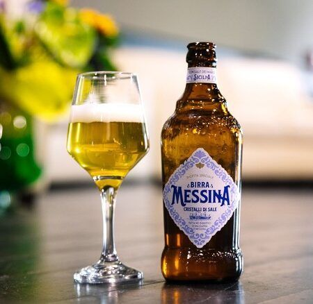 messina blue special beer 500ml 2
