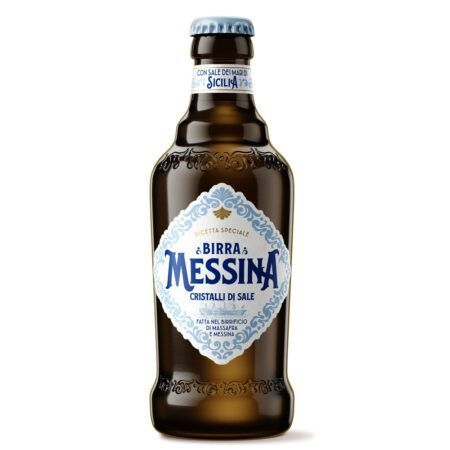 messina blue special beer ml