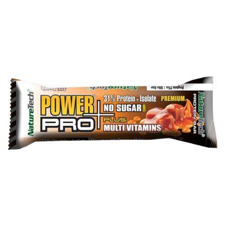 naturetech power pro gr caramel smoothie