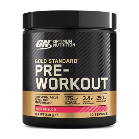 optimum nutrition gold standar pre workout