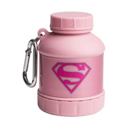 smartshake dc comics wheygo powder funnel accessories supergirl
