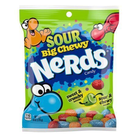 sour big chewy 170g