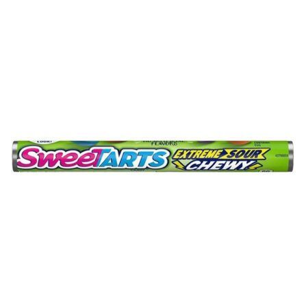 sweetarts extreme sour chewy candies
