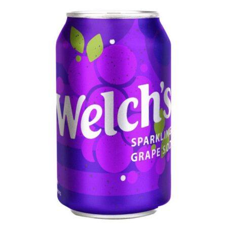 welchs grape soda