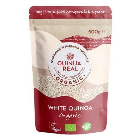 white quinoa quinua real