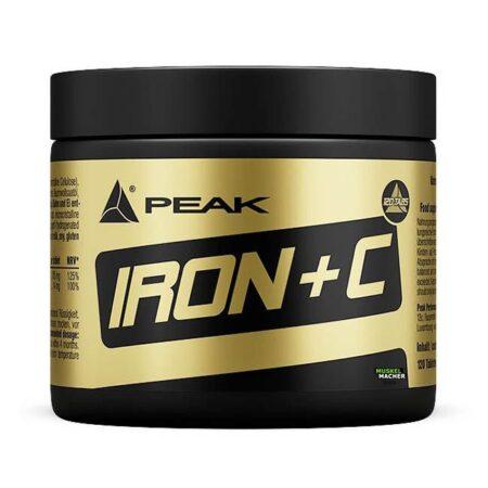 PEAK Iron C 120 Tabs 1