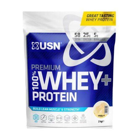 Usn  Premium Whey gr Vanilla