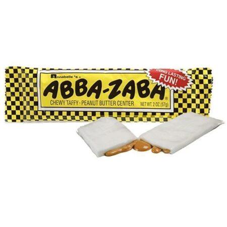 annabelle abba zabba 57g candy mail