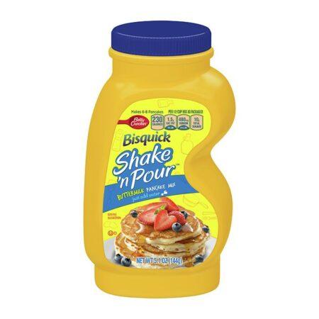 betty crocker bisquick shake pancake 144g