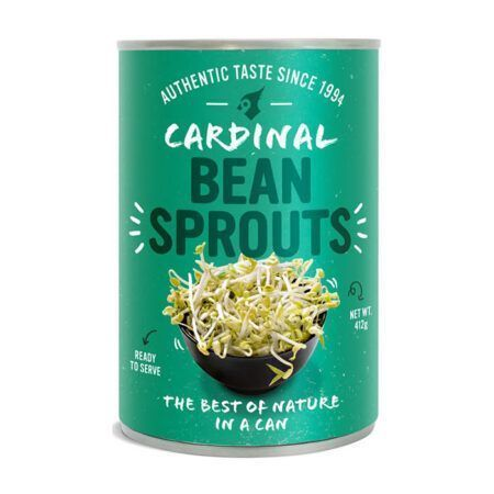 cardinal bean sprouts gr