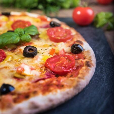 fit4day protein pizza 250 g 2