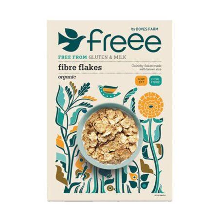 freee fibre flakes