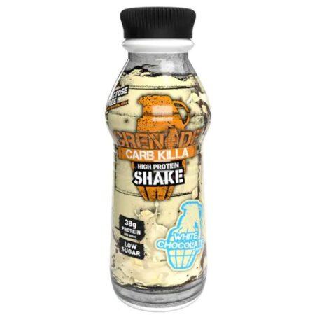 grenade shake white chocolate