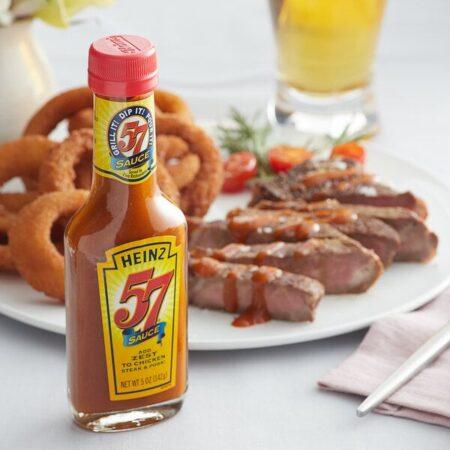 heinz 57 sauce 284g 2