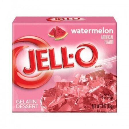 jell o watermelon 85 gr