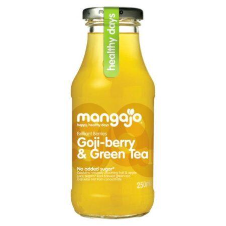 mangajo goji berry green tea