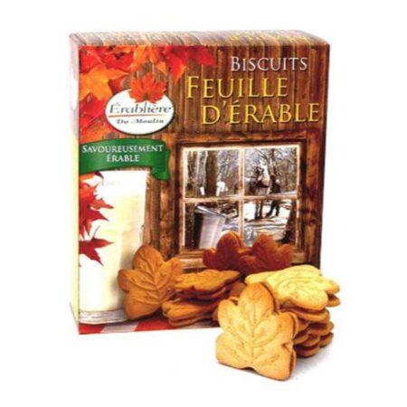 maple leaf cream cookie tipi