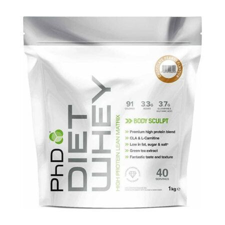 phd diet whey bag gr chocolate peanut