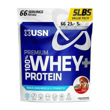 usn 100 whey premium protein pouch 2000gr wheytella