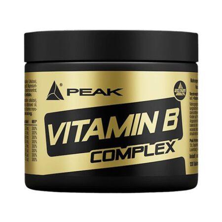 vitamin b complex peak