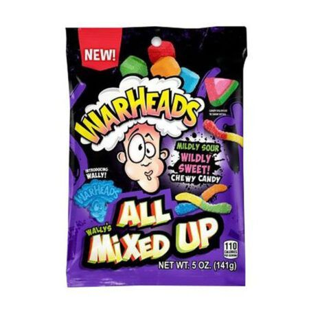 warheads all mixed