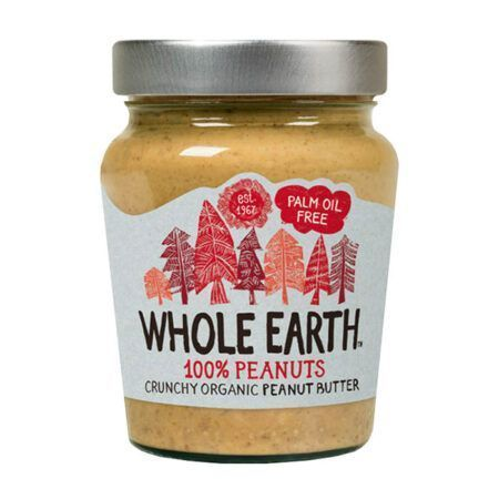 whole earth pb crunchy